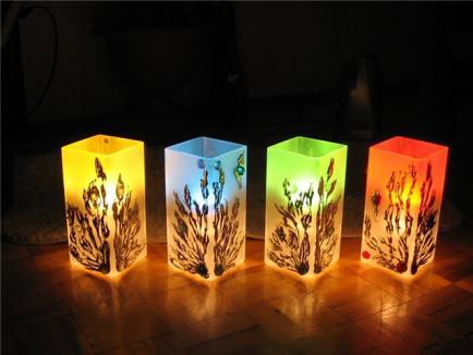 Светильники в магазине lustra-style
