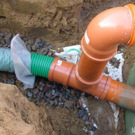 Теплоизоляция канализационных труб