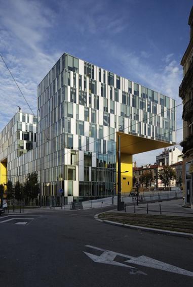 Уникальный бизнес-центр во Франции